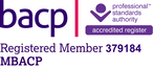 BACP Registered Member 379184 MBACP